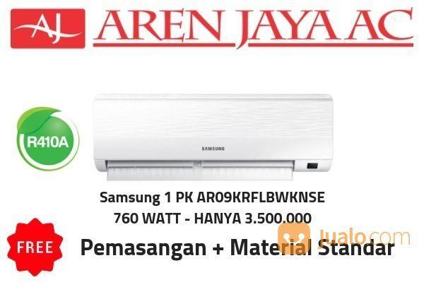 AC Samsung 1 PK Gratis Pasang (17255583) di Kota Semarang