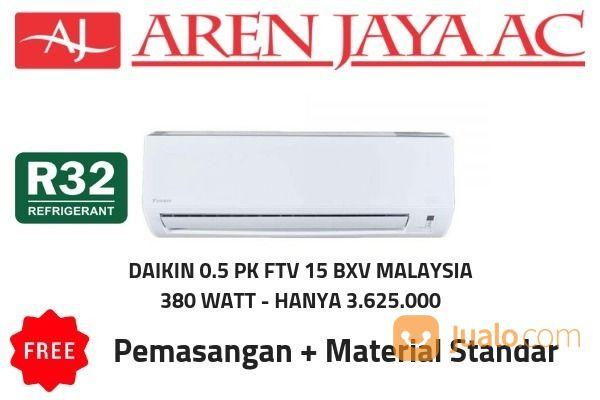 AC Daikin 0.5 PK Low Watt Malaysia Gratis Pemasangan (17256015) di Kota Semarang