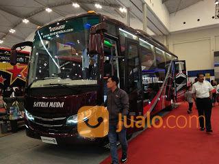 Bus Medium Mercedes Benz Karoseri Tentrem Seat 39 (17261123) di Kota Tangerang Selatan