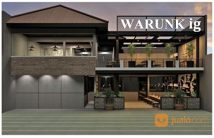 Cafe Di Kawasan Ramai Penduduk Cikutra Omset Tinggi (17274195) di Kota Bandung