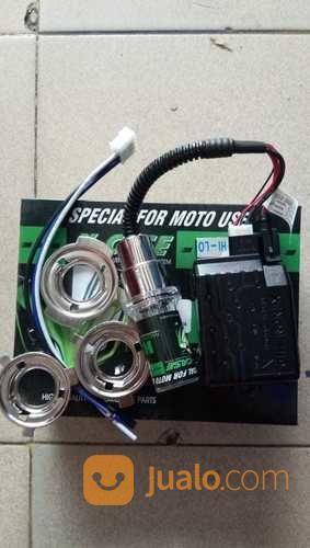 Lampu HID Motor Universal X-Case 6000Kelvin (17276623) di Kota Jakarta Pusat