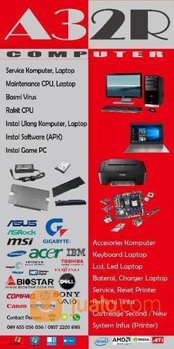 Service / Instal Komputer & Laptop (17290747) di Kota Bandung