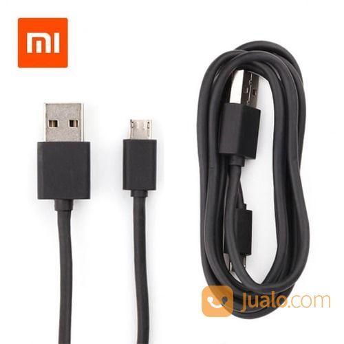 Kabel Data XIAOMI REDMI Mi Note Micro USB ORIGINAL ORI 100% USB CABLE (17293687) di Kab. Tangerang