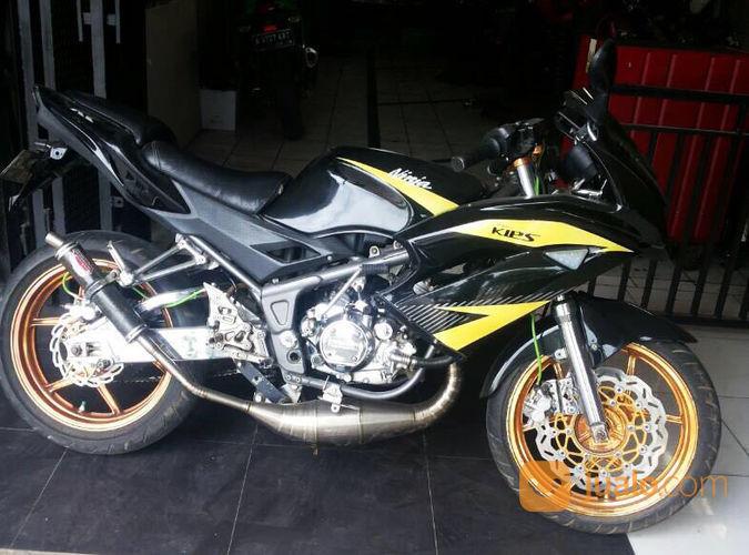Kawasaki Ninja RR 2013 Gratis Service Dan Pengiriman (17294691) di Kota Bekasi
