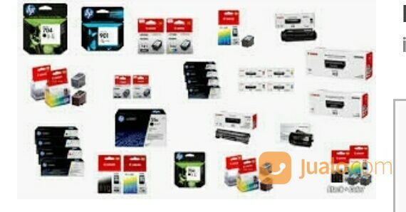 Di beli tinta cartrid tinta printer 17327403