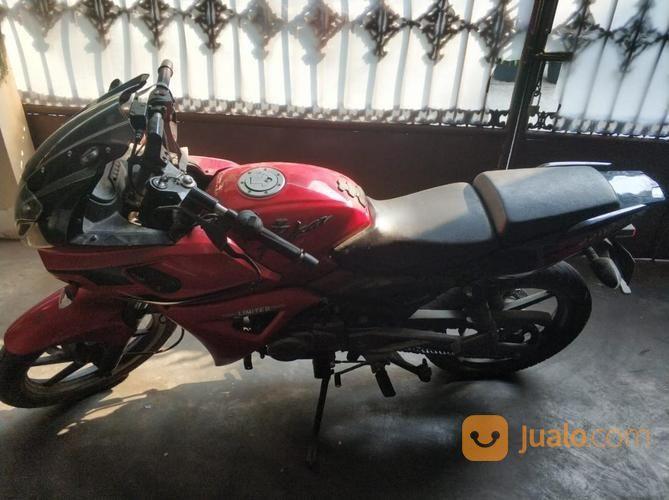 Bajaj Pulsar P220 Km 22k Surat Komplit (17339183) di Kota Jakarta Utara