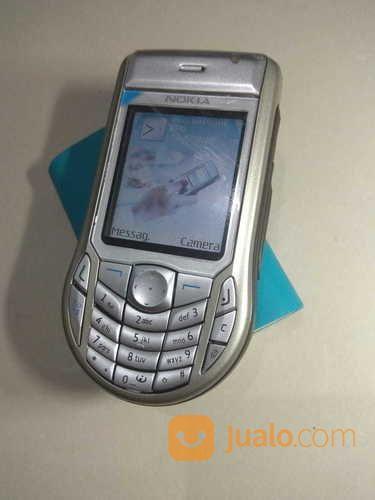 Nokia 6630 Normal Siap Pakai (17339663) di Kota Kediri