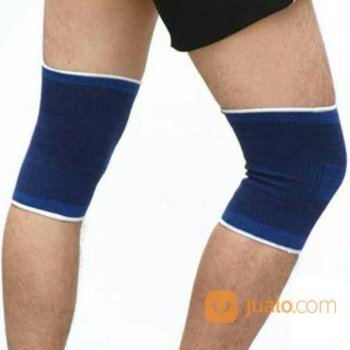 Deker Lutut Kesehatan Untuk Cedera Olahraga Futsal Badminton Bulu Tangkis Lansia Sepak Bola Volly (17344087) di Kota Surabaya