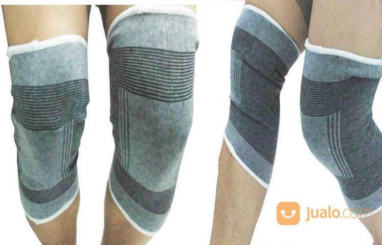 Deker Lutut Kesehatan Untuk Cedera Olahraga Futsal Badminton Bulu Tangkis Lansia Sepak Bola Volly (17344095) di Kota Surabaya