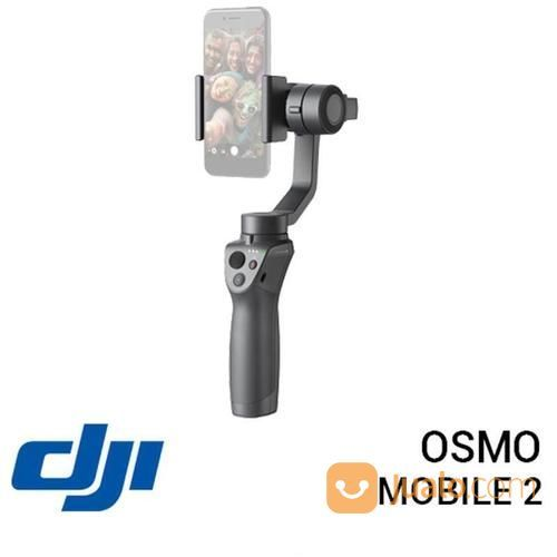 DJI Osmo Mobile 2 Handheld Stabilizer For Smartphone Gimbal (17361483) di Kota Surabaya