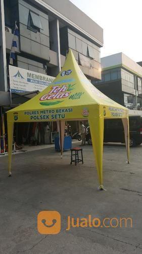 Tenda Kerucut Promosi Aneka Warna (Bisa Print Logo) (17372403) di Kota Jakarta Barat