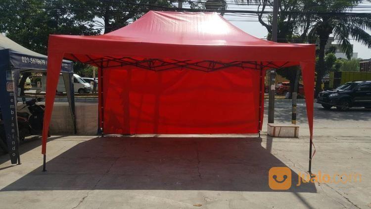 Tenda Lipat Merah 1 Dinding Murah (17374591) di Kota Jakarta Barat