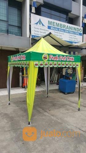 Tenda Lipat Praktis Warna Warni 2x2 (Bisa Print Logo) (17375083) di Kota Jakarta Barat