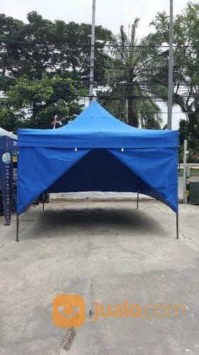 Tenda Lipat Warna Biru Pakai Dinding (17375815) di Kota Jakarta Barat