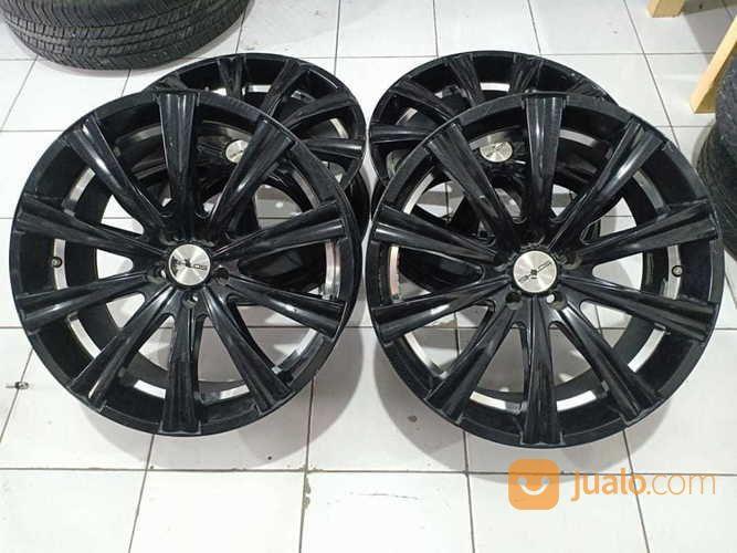 Velg Mobil Racing Shotis R20 Pcd 5X114,3 Lebar Rata 9 Et 42 (17380047) di Kota Bekasi