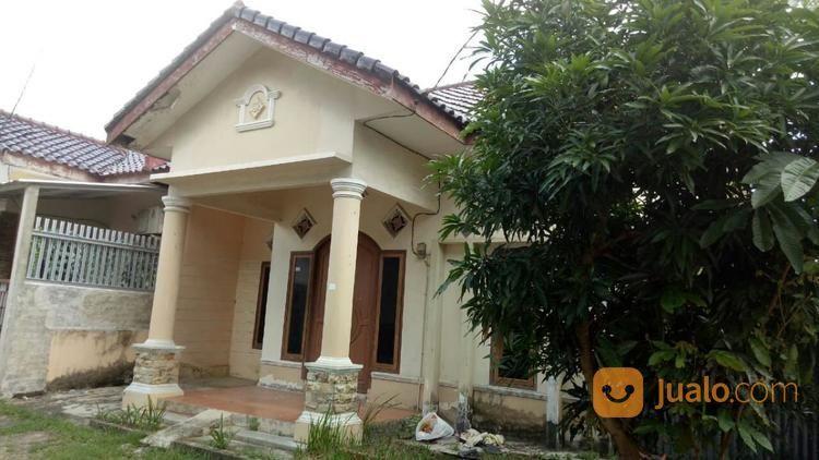 Rumah Kavling Strategis Tengah Kota Palembang