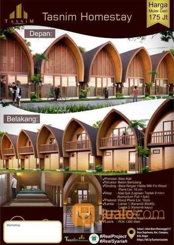 Punya Homestay Hanya 175 Juta, DP Suka2 Di Bogor, Mau? (17407527) di Kota Bogor