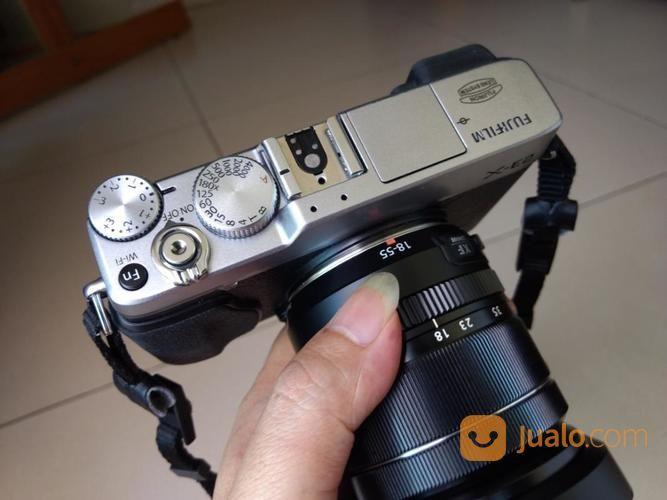 Fujifilm x e2 body on kamera mirrorless 17413267