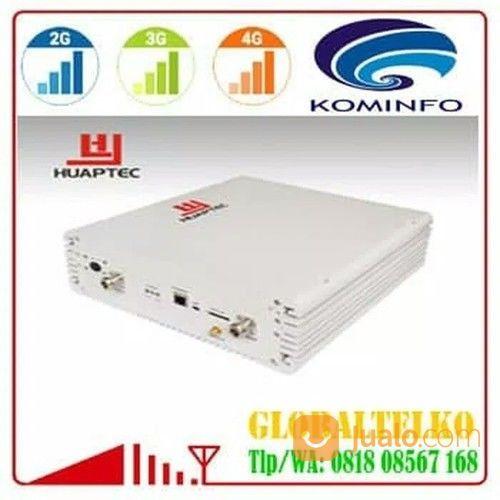 Triband Gam 2g 3g 4g Repeater Boster Penguat Sinyal Hp (17453967) di Kota Banjarmasin