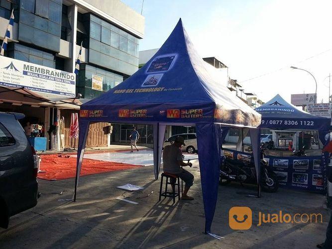 Produksi Tenda Kerucut Beragam Ukuran Dan Warna (17468799) di Kota Jakarta Barat