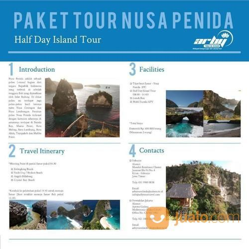 PAKET TOUR NUSA PENIDA (17471387) di Kab. Sidoarjo