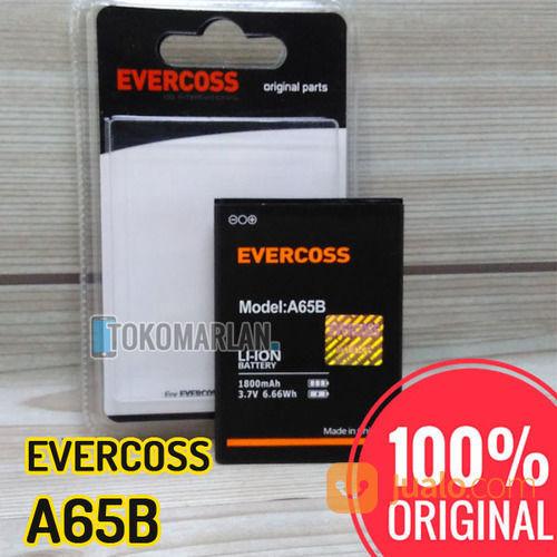 Baterai Evercoss A65B Original 100% (17483795) di Kab. Karanganyar