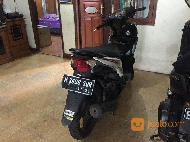 Honda Beat Pgm Fi Tahun 2015 Samsat Dan Plat H Semarang (17484051) di Kota Semarang