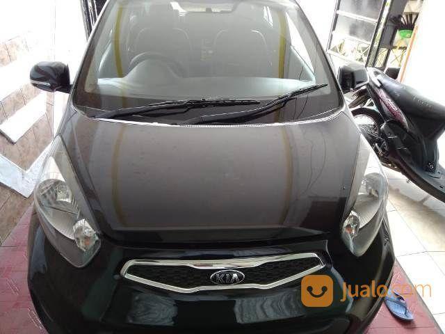 Kia Picanto Matic Tahun 2013 1.2 At Warna Hitam (17499251) di Kota Jakarta Timur