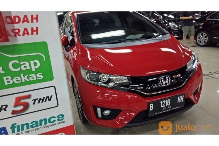 HONDA NEW JAZZ RS 1.5 AT 2014 (17533063) di Kota Semarang