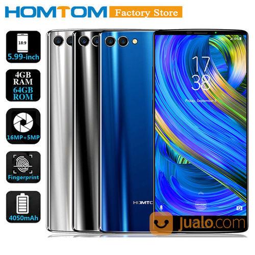 Homtom s9 plus ram 4g handphone lenovo 17537007