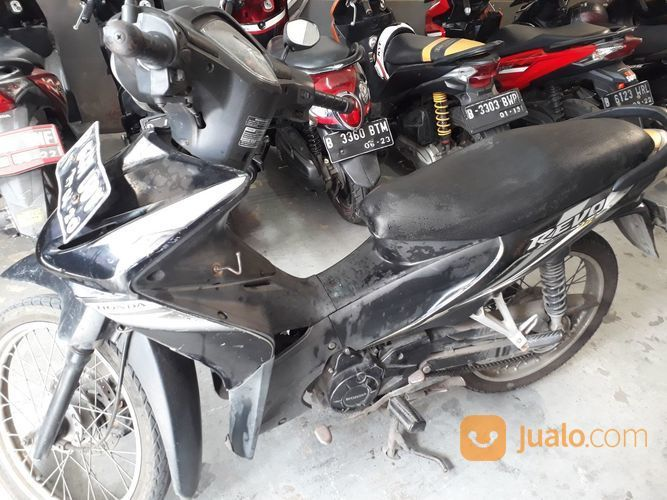 Motor Revo Bekas Tahun 2010 Pajak Hidup (17557227) di Kota Jakarta Pusat