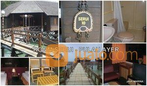 Ayer Island - Room Only Floating Cottage (17559111) di Kota Jakarta Utara