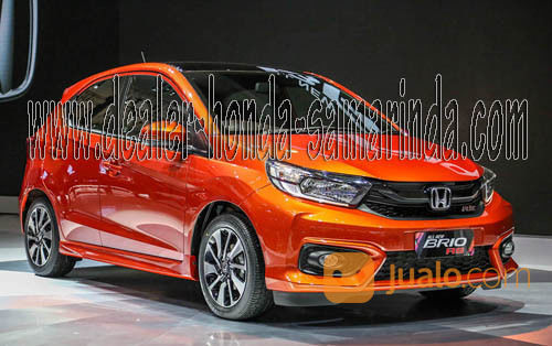 Honda brio samarinda mobil honda 17580743