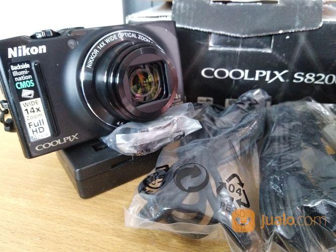 Kamera nikon coolpix kamera lainnya 17590327