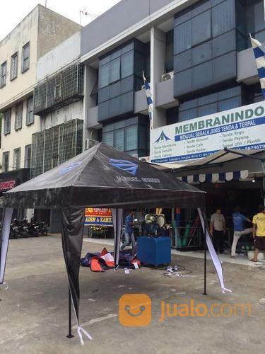 Tenda Piramid Rangka Single (17593371) di Kota Jakarta Barat