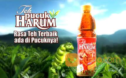 Teh Pucuk Harum 350 Ml Makassar Jualo