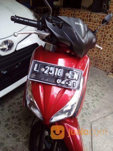 Honda Vario 2016 110cc Lampu Led Warna Merah