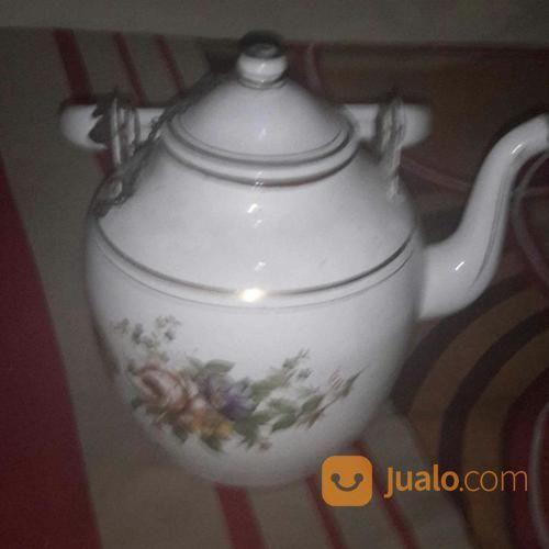 """Teko Kecil Antik Made In Yugoslavia """"14"""" Kondisi Bagus (17609183) di Kota Medan"""