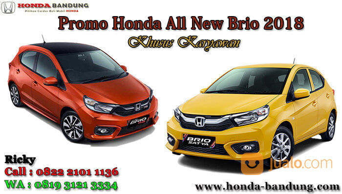 Promo honda all new b mobil honda 17615743