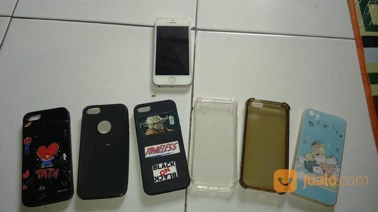 Iphone 5 16gb Batangan Only (BU) (17626899) di Kota Bekasi