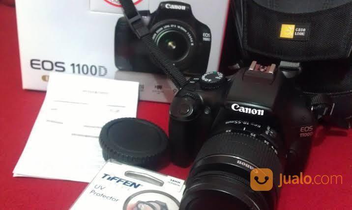 Kamera Canon 1100d Harga Promo Diskon (17663983) di Kota Surabaya