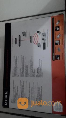 D-Link Wireless G Usb Adapter DWA-110 NEW ORIGINAL (17672419) di Kota Jakarta Pusat