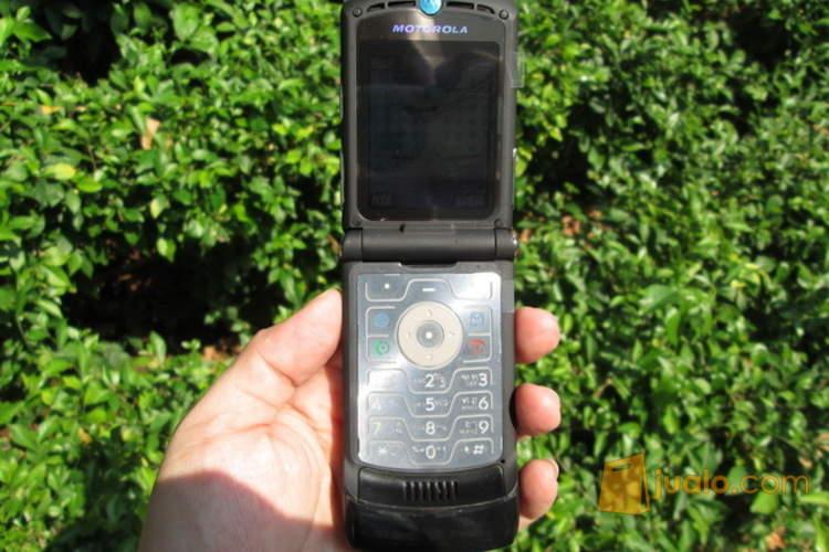 Hape Jadul Motorola V3 Kolektor Item Mulus Normal (1768701) di Kota Jakarta Pusat