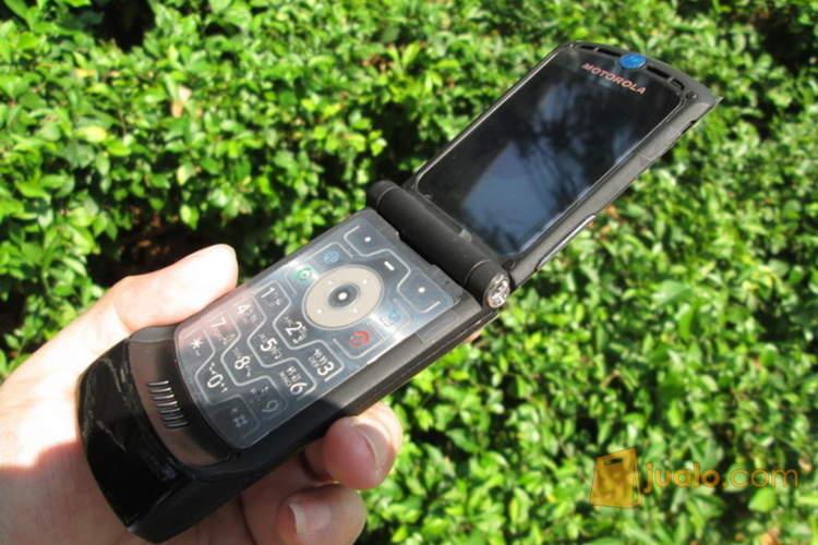 Hape Jadul Motorola V3 Kolektor Item Mulus Normal (1768703) di Kota Jakarta Pusat