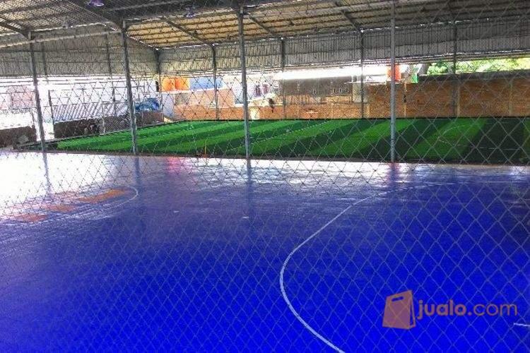 Kontraktor lapangan f olahraga sepakbola futsal 1769665