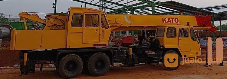 Mobile crane kato kap perlengkapan industri 17706287