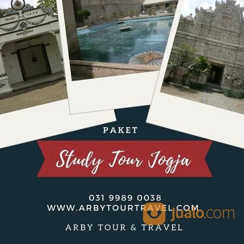 PAKET STUDY TOUR YOGYAKARTA 4 HARI 3 MALAM (17707307) di Kab. Sidoarjo