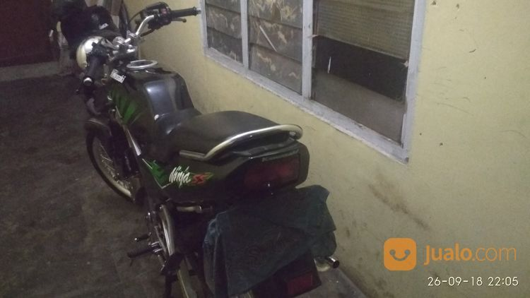 Kawasaki Ninja Ss 150 R (17744127) di Kota Medan