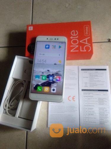 Xiaomi Redmi Note 5a Prime Ram 3gb Rom 32gb Gold Bekasi Jualo
