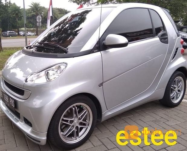 Low KM Smart Passion Coupe Fortwo Panoramic (17795687) di Kota Jakarta Selatan